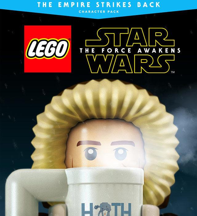 LEGO Gwiezdne wojny: Przebudzenie Mocy: The Empire Strikes Back Character Pack DLC (PC) PL DIGITAL