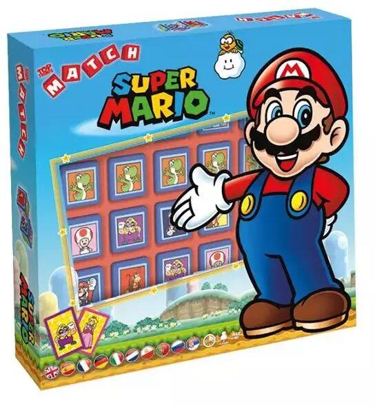 Match Super Mario - Winning Moves
