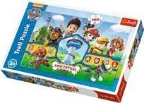 Trefl Puzzle dla Dzieci 100 El.Psi Patrol Bohaterska Drużyna Trefl 5639-uniw