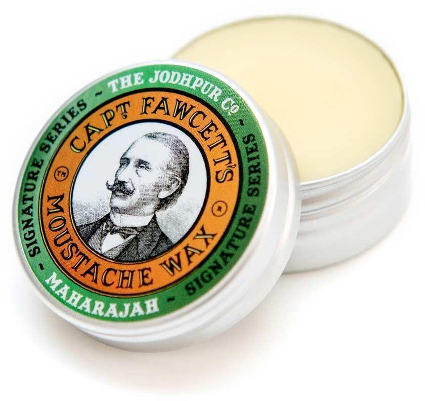 Captain Fawcett Maharajah wosk do wąsów 15 ml