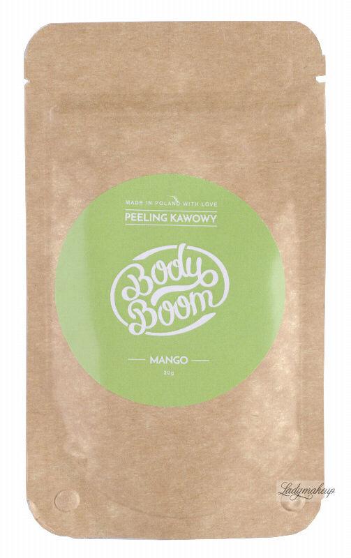 BodyBoom - Peeling Kawowy 30g - Mango