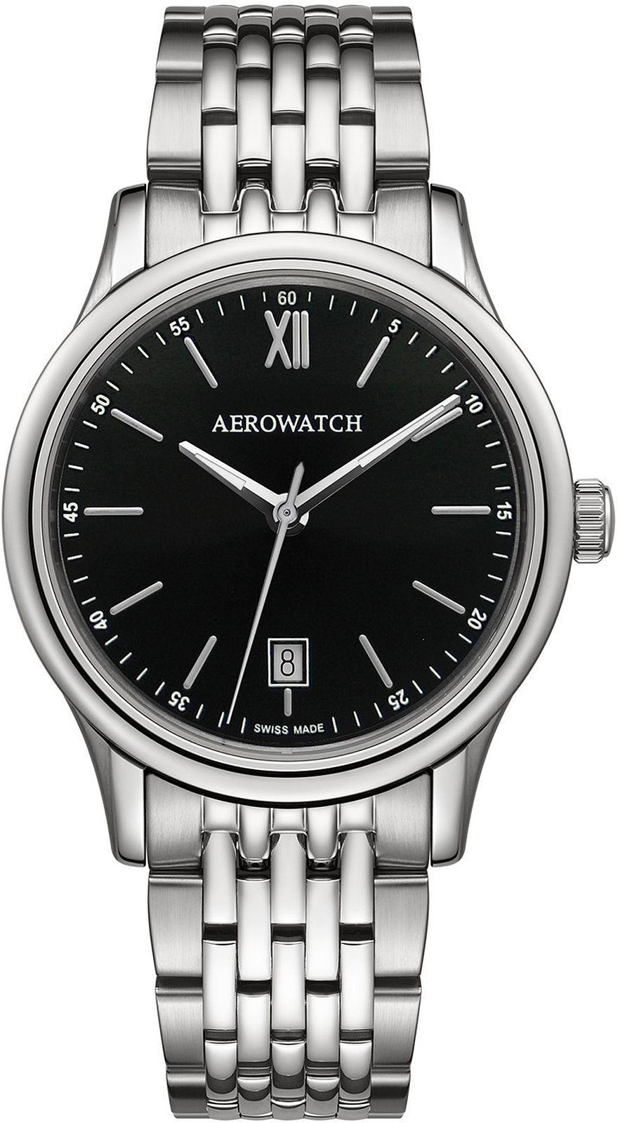 Aerowatch 24962-AA03-M > Wysyłka tego samego dnia Grawer 0zł Darmowa dostawa Kurierem/Inpost Darmowy zwrot przez 100 DNI