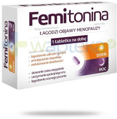 Femitonina 30 tabletek