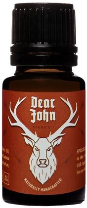 Pan Drwal olejek do brody Dear John 10 ml