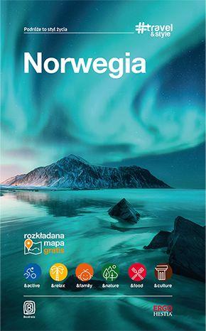 Norwegia. #Travel&Style. Wydanie 1 - dostawa GRATIS!.