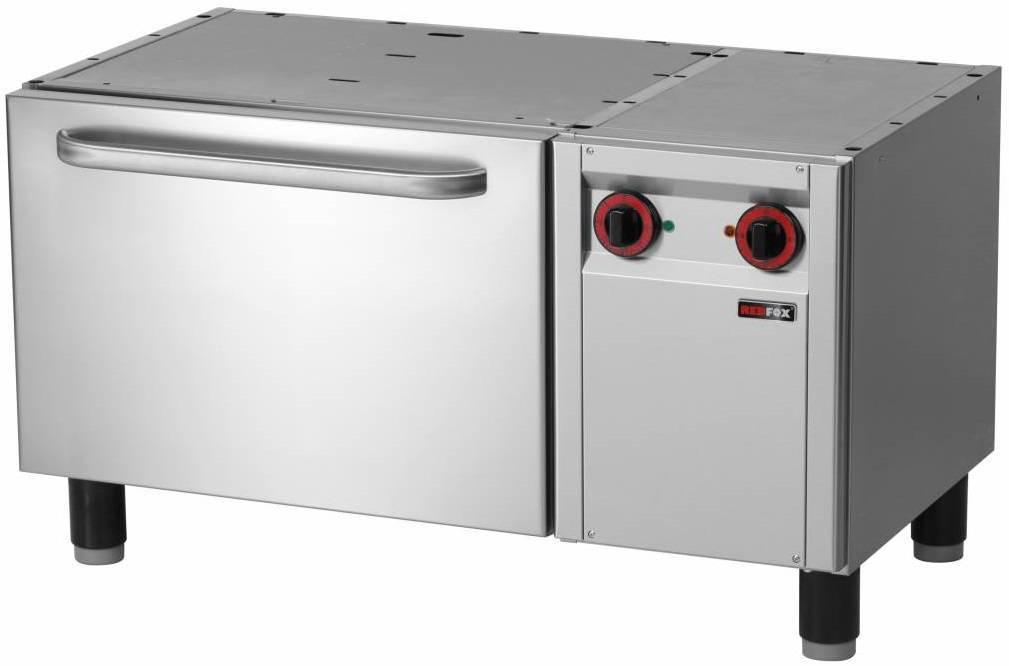 Piekarnik elektryczny 4xGN 1/1 3130W 990x600x(H)630mm