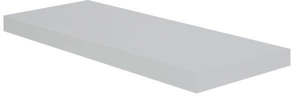 Półka dekoracyjna Form Cusko 38 x 235 x 300 mm szara