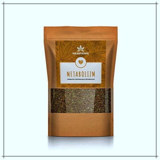 Herbatka konopna na metabolizm 40g