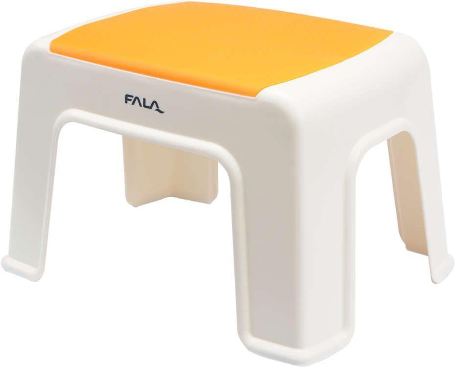 Stołek plastikowy Fala 75916 - ZYSKAJ RABAT 30 ZŁ