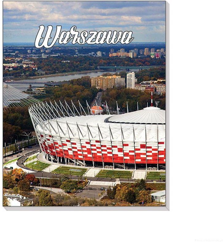 Notes 3D na magnesie Warszawa Stadion