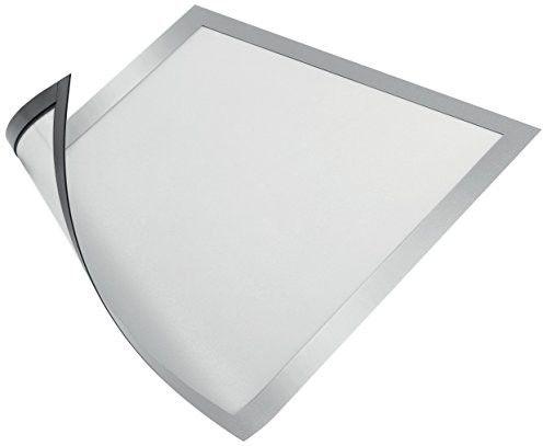 Ramka magnetyczna Duraframe Magnetic A4 - srebrna / 5 szt.