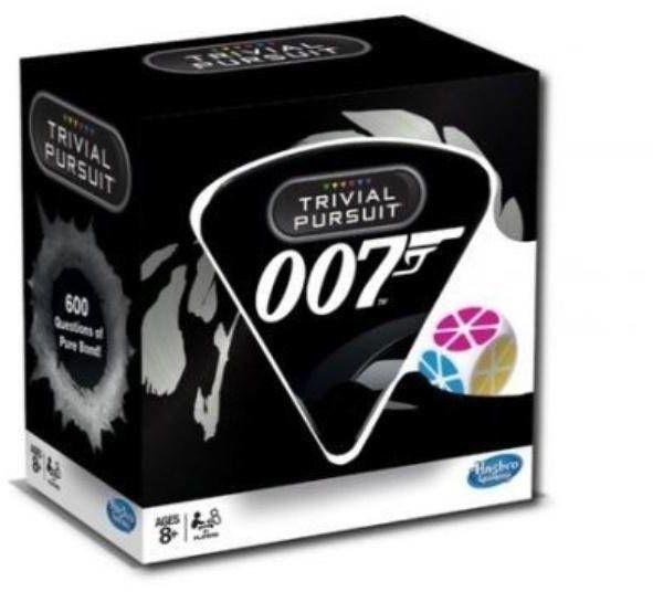 Trivial Pursuit James Bond 007 - Winning Moves