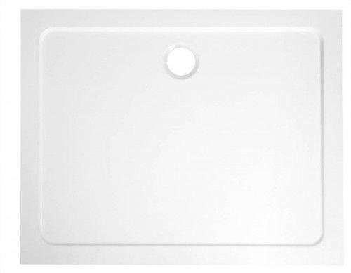 Brodzik prysznicowy SLIM kompozytowy TECMI 100x70x3 cm