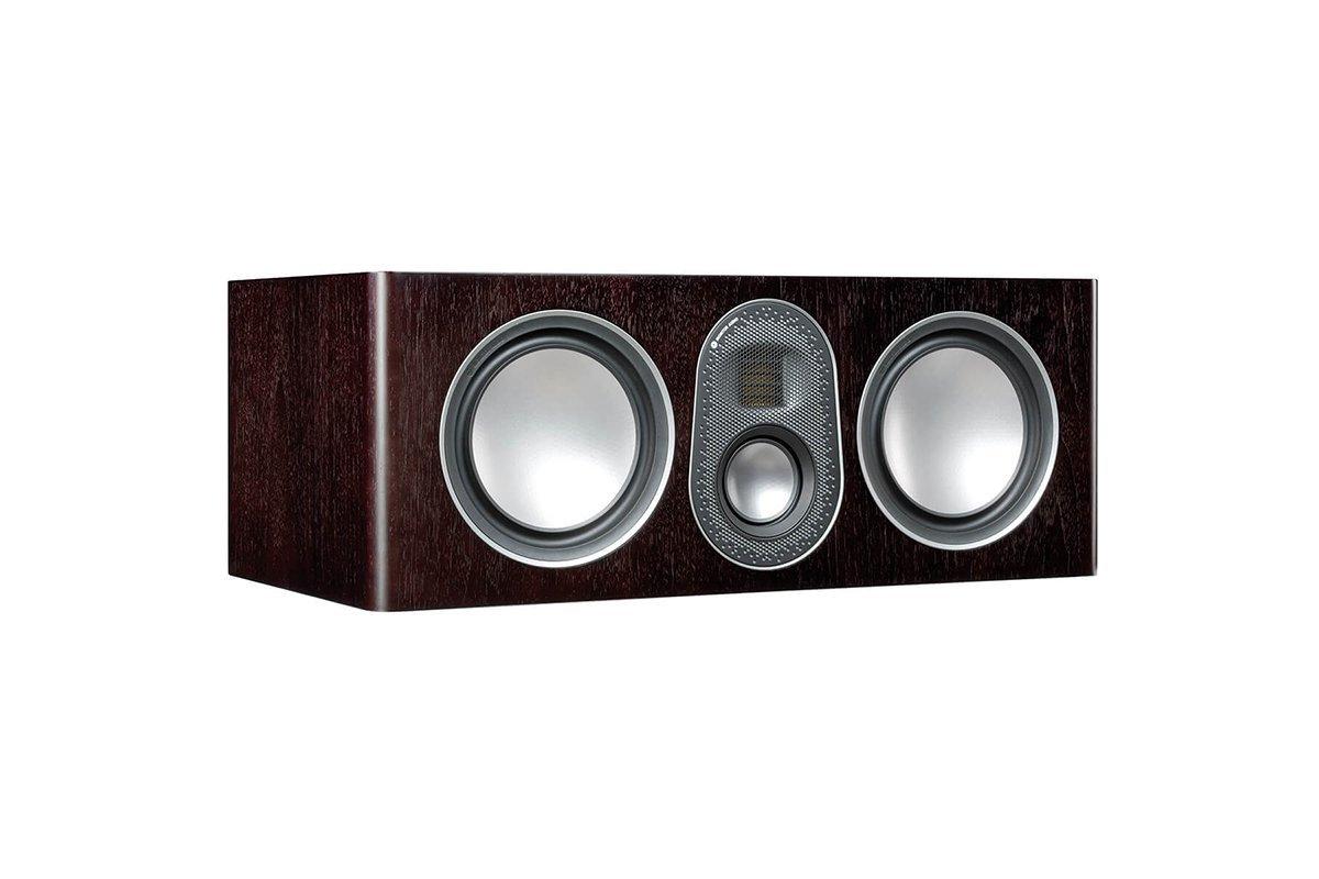Monitor Audio Gold C250 - Ciemny orzech