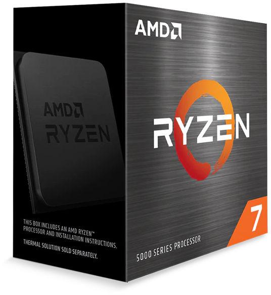 AMD Ryzen 7 5800X procesor 3,8 GHz 32 MB L3