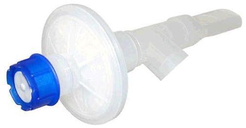 """Filtr wydechowy do nebulizatora plus łącznik FLAEM Filtr wydechowy do inhalatora + łącznik """"T"""""""