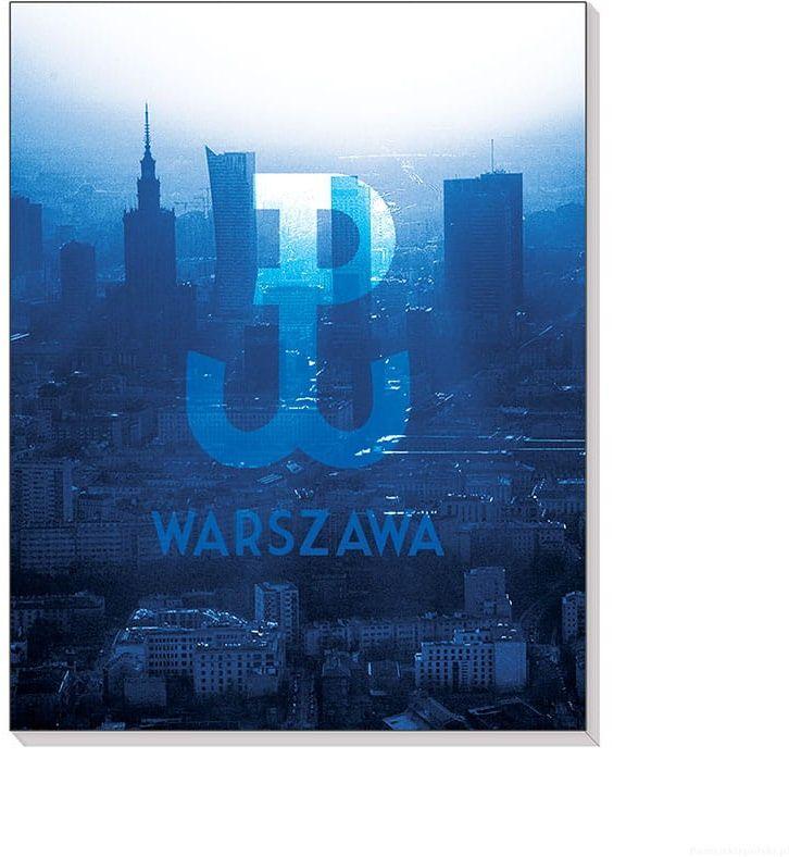 Notes 3D na magnesie Warszawa Powstanie