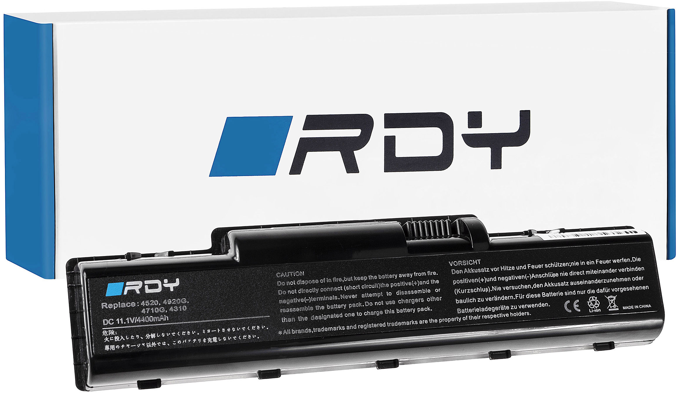 Bateria RDY AS07A31 AS07A41 AS07A51 do Acer Aspire 5535 5356 5735 5735Z 5737Z 5738 5740 5740G