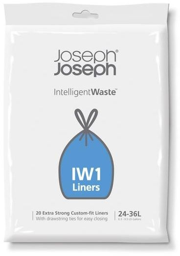 Joseph Joseph Inteligent Waste - Worki na Śmieci do Kosza TOTEM 20 Szt.