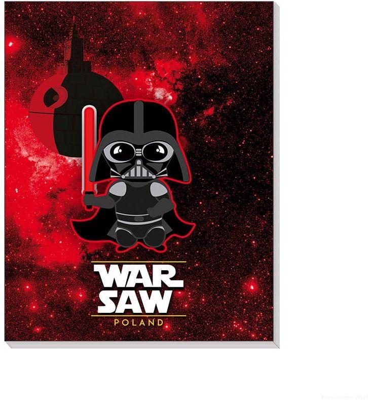 Notes 3D na magnesie Warszawa WarSaw - lord