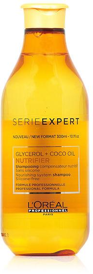 Loreal Expert Nutrifier Szampon nawilżający do włosów suchych 300 ml