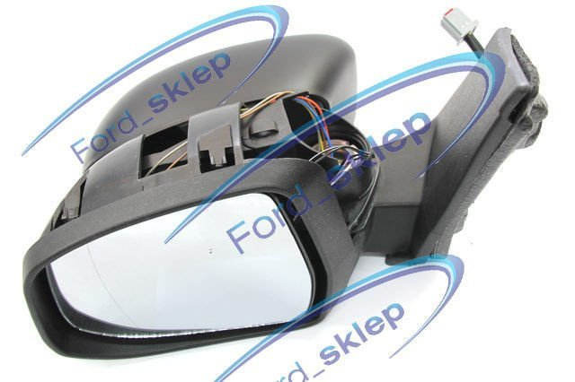 lusterko zewnętrzne Focus - lewe elektryczne