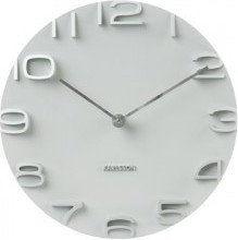 Zegar ścienny On The Edge white by Karlsson