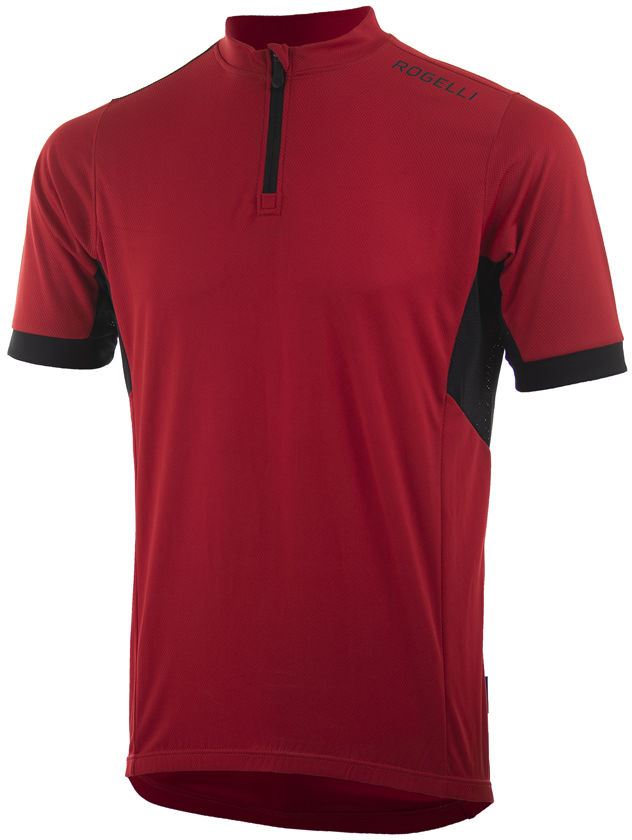 ROGELLI PERUGIA 2.0 męska koszulka rowerowa czerwony Rozmiar: L,perugia2-red