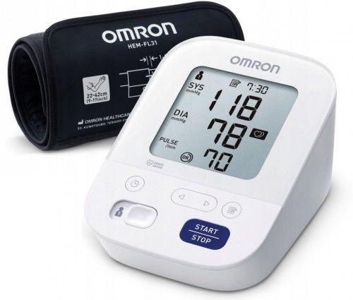 Ciśnieniomierz Omron M3 Comfort HEM-7155-E - 5 lat gwarancji door-to-door MODEL 2020
