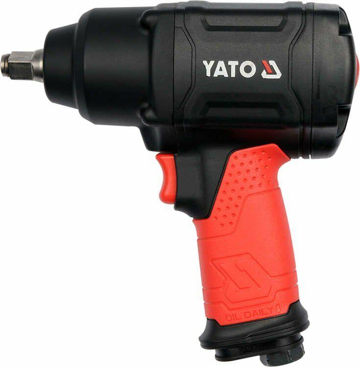 Klucz pneumatyczny 1/2'' 1150nm Yato YT-09540 - ZYSKAJ RABAT 30 ZŁ