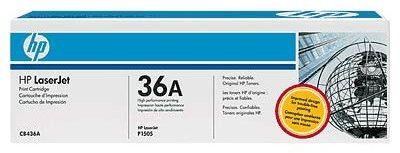 Toner HP LaserJet Smart P1505/1506 36A Czarny CB436A