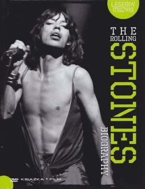 The Rolling Stones Biography Legendy Muzyki książka + film