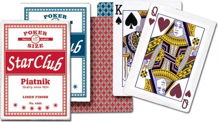 Karty Piatnik Star Club