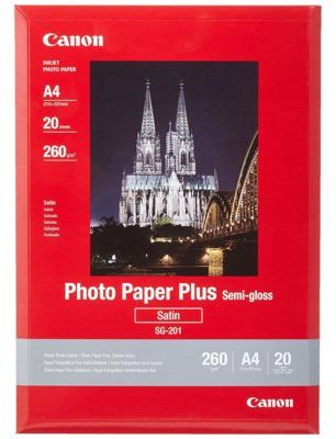 Papier fotograficzny CANON SG201 A4