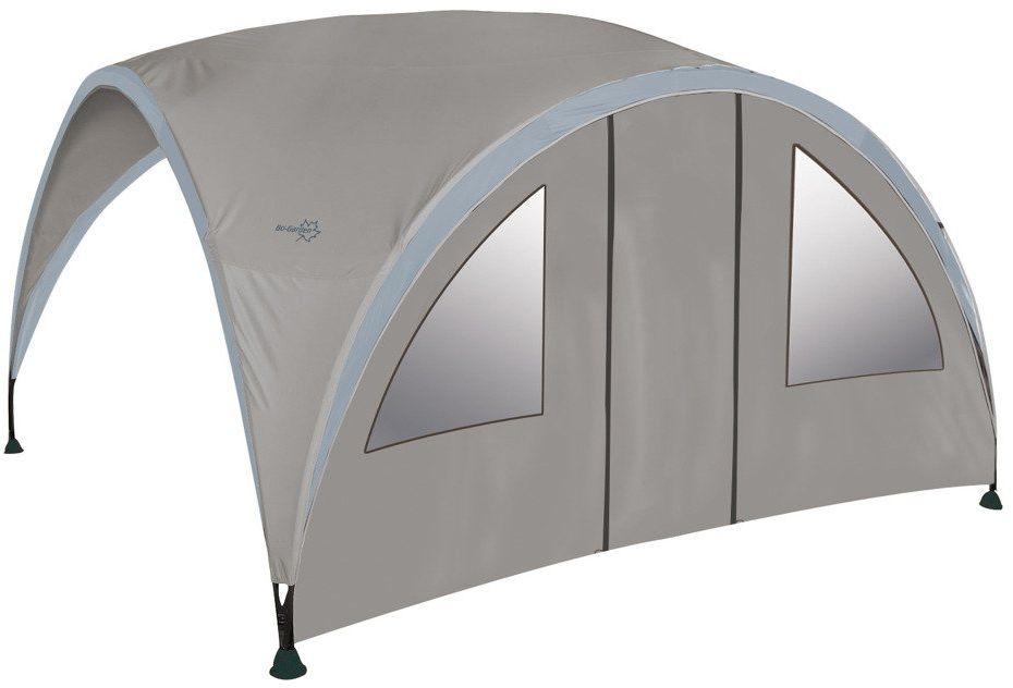 Ścianka boczna z drzwiami i moskitierą do namiotu PARTY SHELTER M