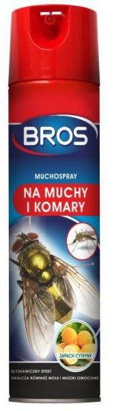 Bros Muchospray na owady latające 250ml