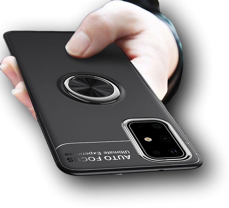 Etui Ring Slim do Samsung Galaxy A21s - 3 kolory