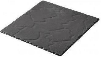 Talerz kwadratowy Basalt różne wymiary 20x20cm - 30x30cm