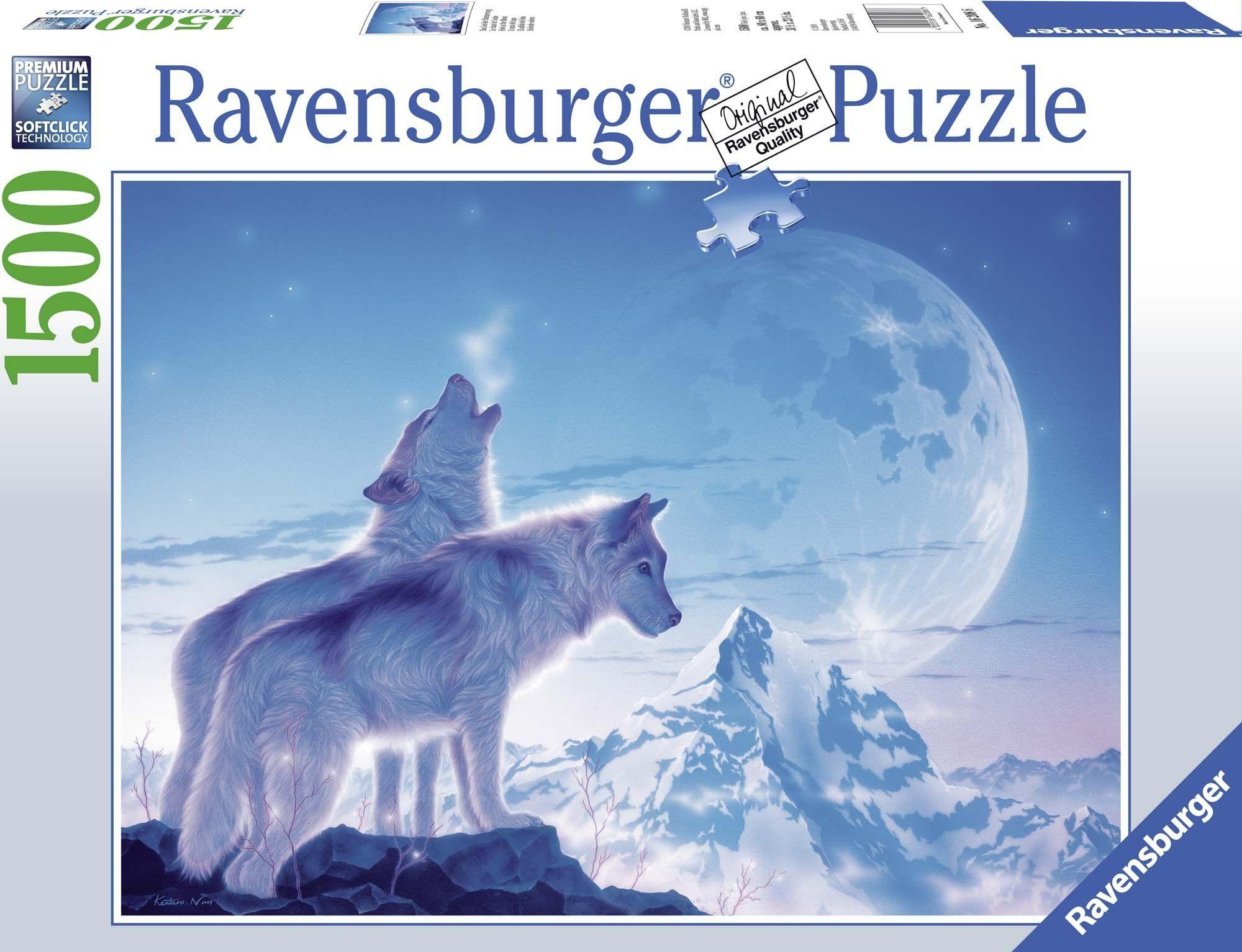Ravensburger 16208 Puzzle Le Chant de L''Aube 1500 sztuk