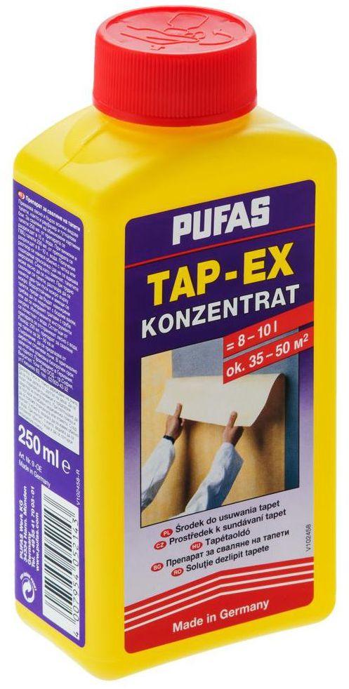 Zmywacz do tapet i farb kredowych 250 ml PUFAS