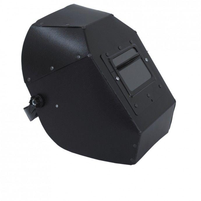 Przyłbica maska spawalnicza uchylna z podglądem DES008