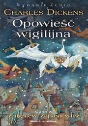 Opowieść wigilijna - Audiobook.