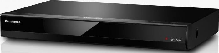 Panasonic DP-UB424 odtwarzacz Blu-ray Ultra HD 4K HDR10+ 3D - czarny