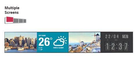 Monitor LG Ultra Stretch Signage 86BH5C+ UCHWYTorazKABEL HDMI GRATIS !!! MOŻLIWOŚĆ NEGOCJACJI  Odbiór Salon WA-WA lub Kurier 24H. Zadzwoń i Zamów: 888-111-321 !!!