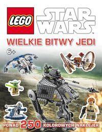 Lego Star Wars Wielkie bitwy Jedi ZAKŁADKA DO KSIĄŻEK GRATIS DO KAŻDEGO ZAMÓWIENIA