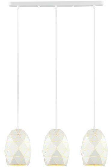 Lampa wisząca HARLEY MDM-3480/3 W - Italux  Skorzystaj z kuponu -10% -KOD: OKAZJA