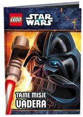 LEGO Star Wars Tajne misje Vadera ZAKŁADKA DO KSIĄŻEK GRATIS DO KAŻDEGO ZAMÓWIENIA
