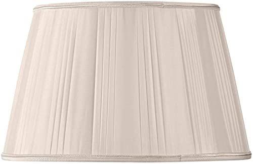 Klosz/plisa kształt bębna Ø 18 x 13 x 11 (ręcznie złożony) różowy