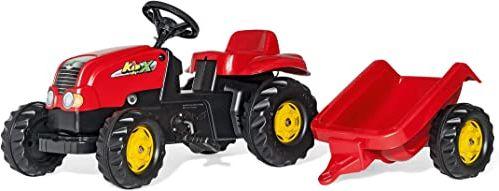 Rolly Toys 01/212/1 traktor i przyczepa dla dzieci