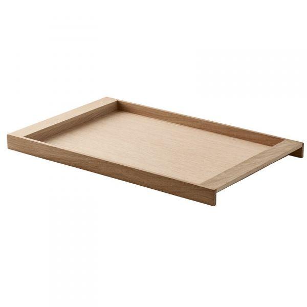 Skagerak NO. 10 Taca do Serwowania z Drewna Dębowego - Duża